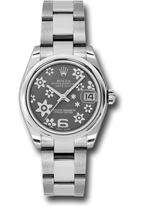 Rolex Steel Datejust - 31mm - Mid-Size #178240 rfo