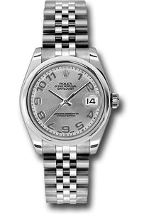 Rolex Steel Datejust - 31mm - Mid-Size #178240 scaj