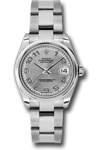 Rolex Steel Datejust - 31mm - Mid-Size #178240 scao