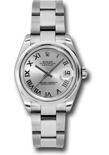Rolex Steel Datejust - 31mm - Mid-Size #178240 sro