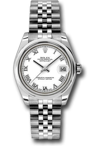 Rolex Steel Datejust - 31mm - Mid-Size #178240 wrj