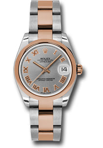 Rolex Steel and RG Datejust - 31mm - Mid-Size #178241 gro