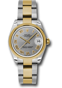 Rolex Steel and YG Datejust - 31mm - Mid-Size #178243 gro