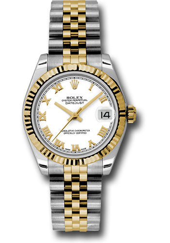 Rolex Steel and 18k YG Datejust - 31mm - Mid-Size #178273 wrj