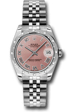 Rolex Steel, WG, & Diamond Datejust - 31mm - Mid-Size #178344 prj