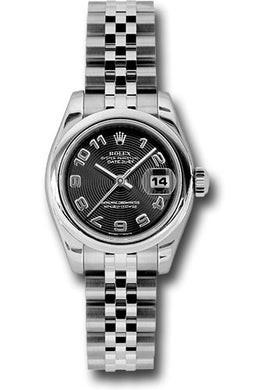 Rolex Stainless Steel Datejust -26mm #179160 bkcaj