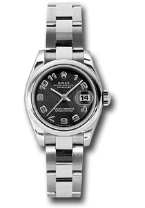 Rolex Stainless Steel Datejust -26mm #179160 bkcao