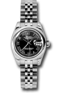 Rolex Stainless Steel Datejust -26mm #179160 bkrj