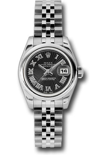 Rolex Stainless Steel Datejust -26mm #179160 bksbrj