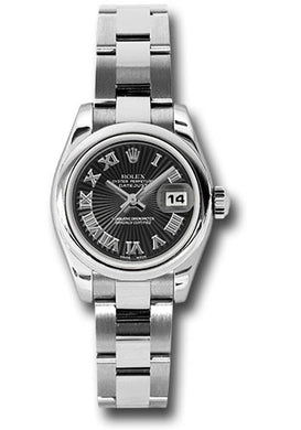 Rolex Stainless Steel Datejust -26mm #179160 bksbro