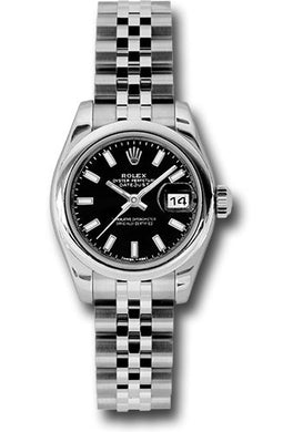 Rolex Stainless Steel Datejust -26mm #179160 bksj