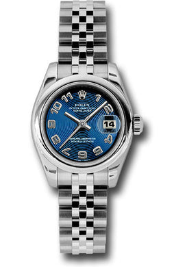 Rolex Stainless Steel Datejust -26mm #179160 blcaj