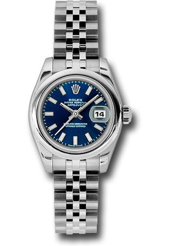 Rolex Stainless Steel Datejust -26mm #179160 bsj