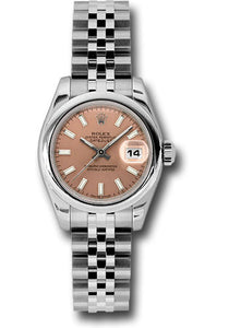 Rolex Stainless Steel Datejust -26mm #179160 psj