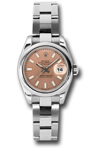 Rolex Stainless Steel Datejust -26mm #179160 pso
