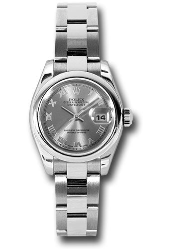 Rolex Stainless Steel Datejust -26mm #179160