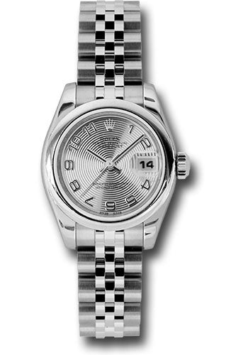 Rolex Stainless Steel Datejust -26mm #179160 scaj