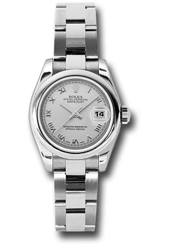 Rolex Stainless Steel Datejust -26mm #179160 sro