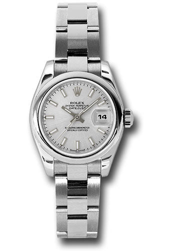Rolex Stainless Steel Datejust -26mm #179160 sso