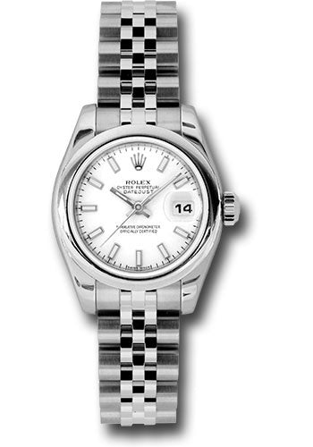 Rolex Stainless Steel Datejust -26mm #179160 wsj