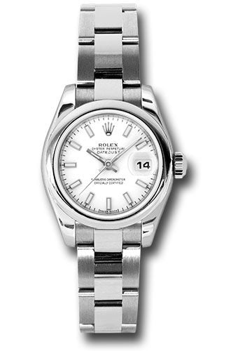 Rolex Stainless Steel Datejust -26mm #179160 wso
