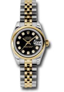 Rolex Steel and 18k YG Datejust -26mm #179163 bkdj