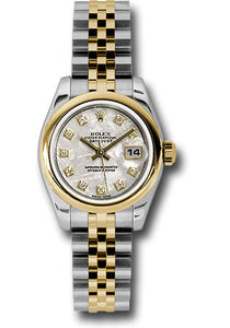 Rolex Steel and 18k YG Datejust -26mm #179163 mtdj