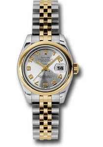 Rolex Steel and 18k YG Datejust -26mm #179163 scaj