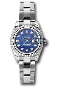 Rolex Steel and 18k WG Datejust -26mm #179174 blsodo