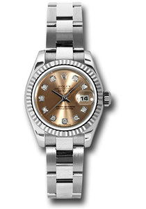 Rolex Steel and 18k WG Datejust -26mm #179174 pdo