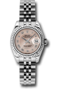 Rolex Steel and 18k WG Datejust -26mm #179174 mpdrj
