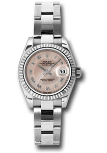 Rolex Steel and 18k WG Datejust -26mm #179174 mpdro