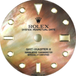 Custom Root Beer Mother of Pearl  40mm GMT-MASTER II