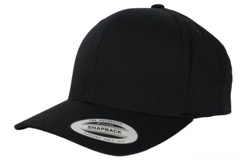 6603 Classic Curved snapback