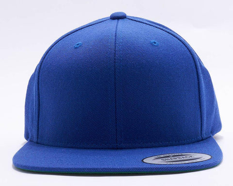 Royal Classic flatpeak snapback 6689F