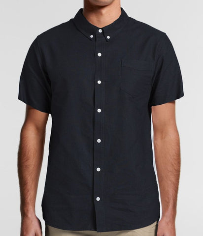 Men's Oxford Short Sleeve