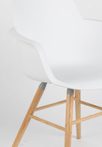 Armchair Albert Kuip White *EXPO
