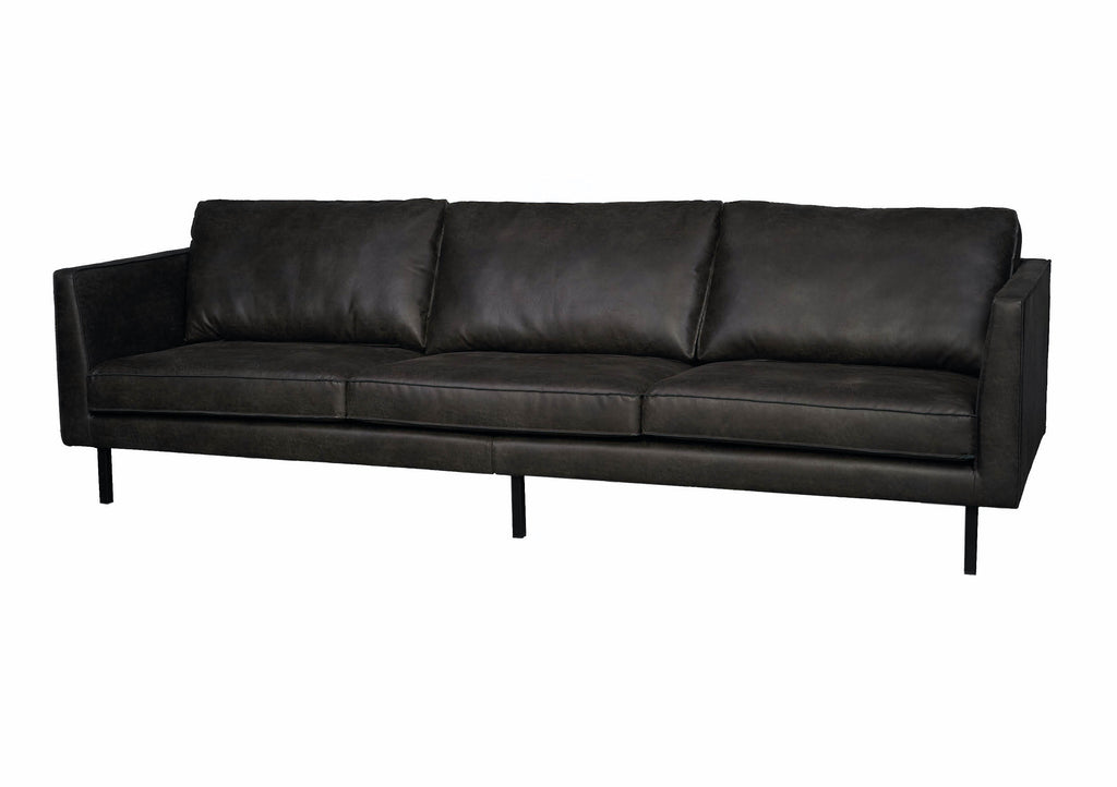 Sofa Perugia 4 seat Dark Grey