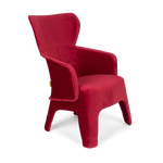Armchair Princesses Have Feelings Too Royal Red