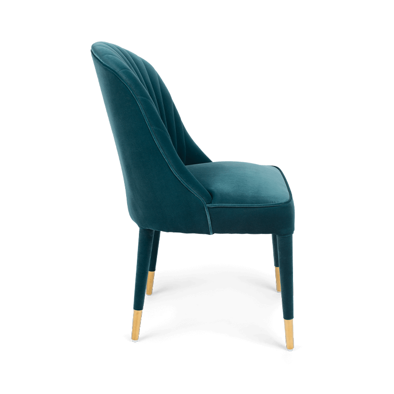 Give Me More Velvet Chair +