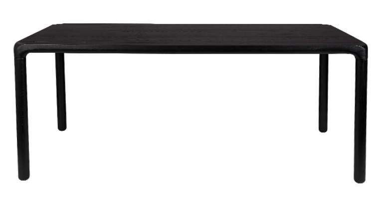 Dining table Storm Black +