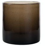 Candle Holder Hurricane Statham Brown M
