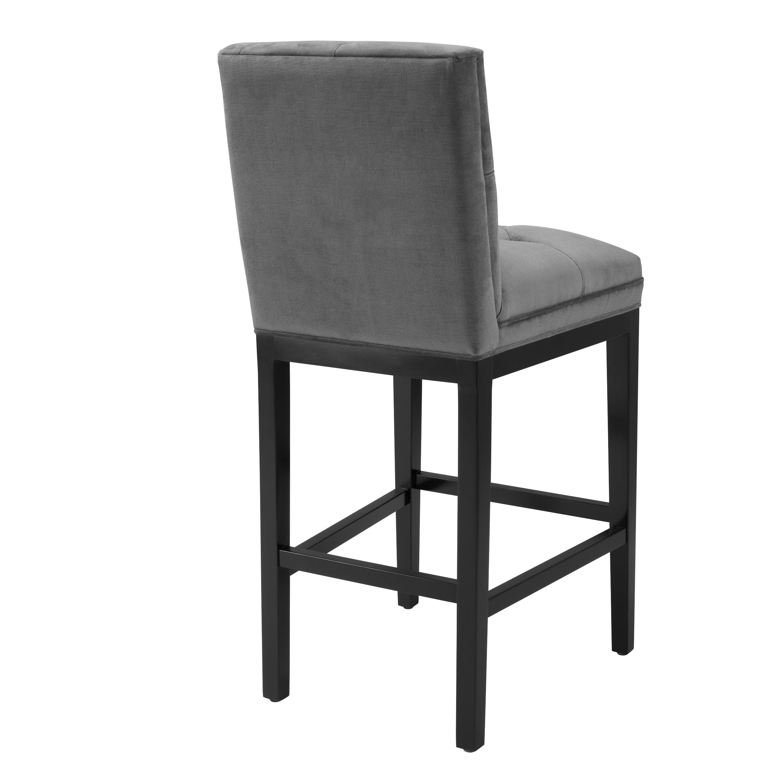 Bar Stool Cesare Granite Grey