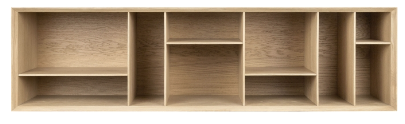 Bookcase/TV Bibli 150