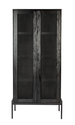 Cabinet Hardy Black Oak