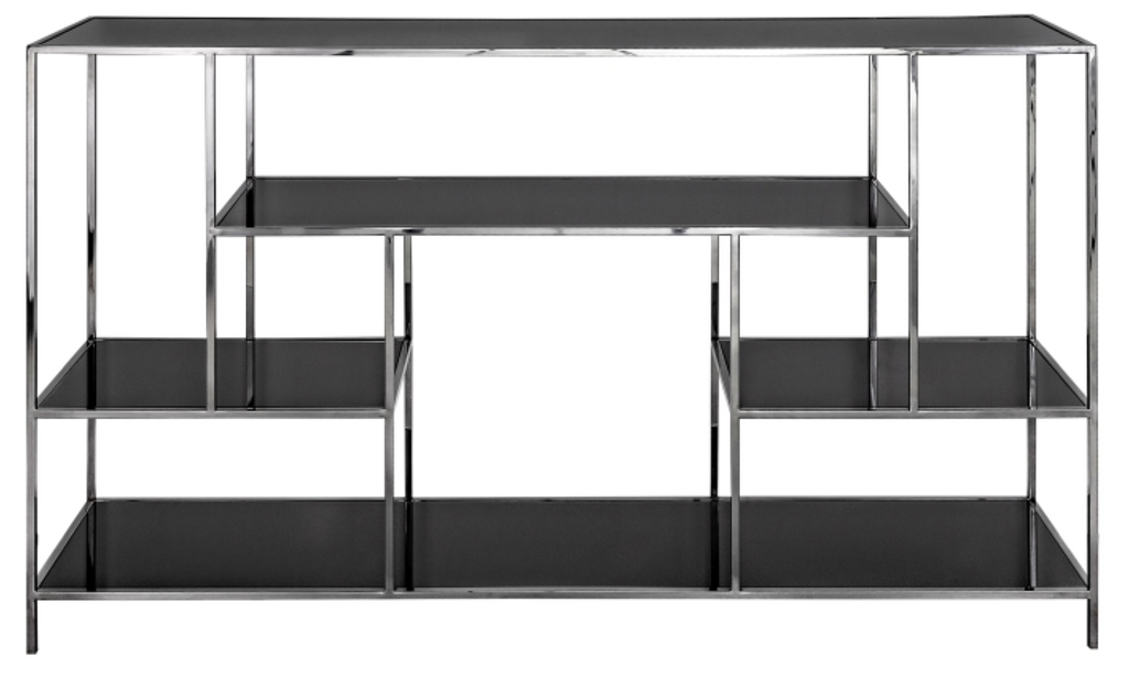 Cabinet Lloyd Rack Low Chrome