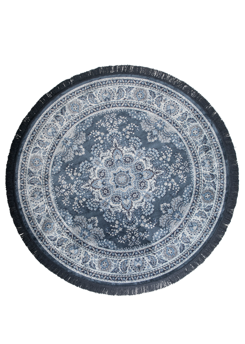"Carpet Bodega 175"" Blue"