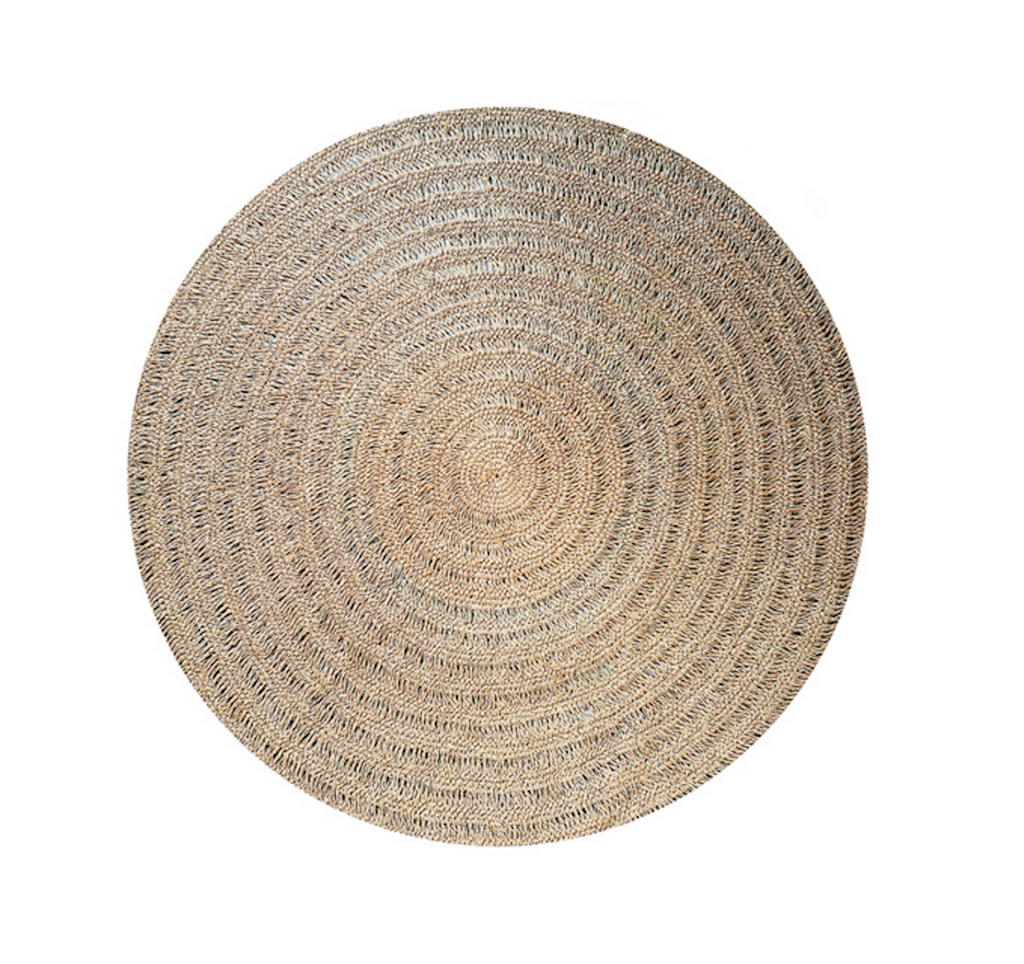 Carpet Seagrass Round +
