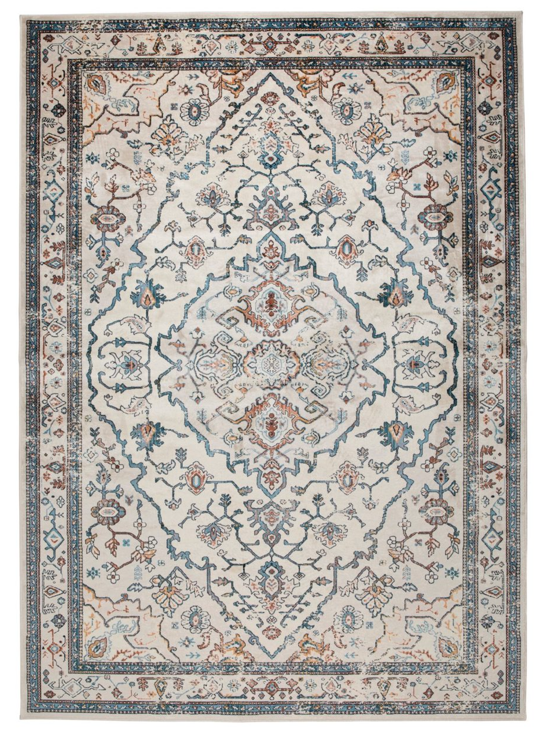 Carpet Trijntje Authentic Blue