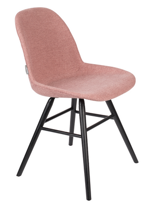 Chair Albert Kuip Soft Pink